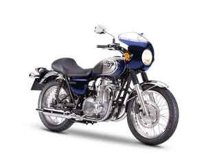 W800 Cafe Style 2014