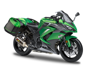 Z1000SX Performance Tourer 2019