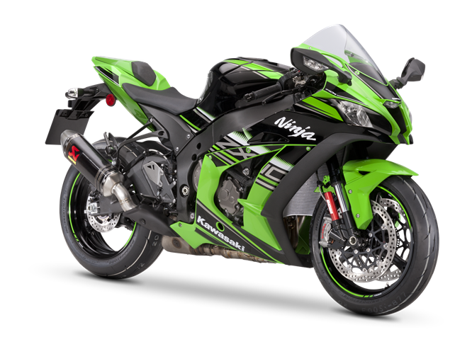 Ninja ZX 10R Performance MY 2017