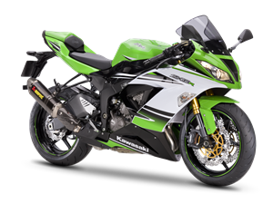 Ninja ZX-6R 636 30th Anniversary Performance 2015
