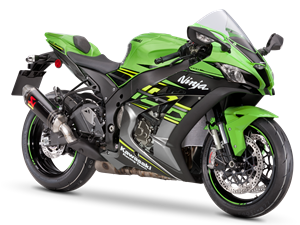 Ninja ZX-10R KRT Replica Performance 2018