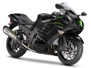 ZZR1400 Black Edition Performance 2018
