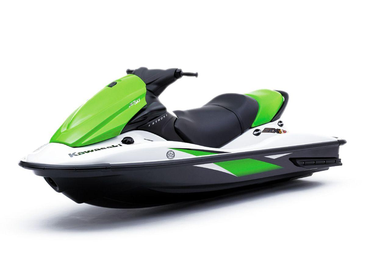 Kawasaki Stx Fuel Capacity
