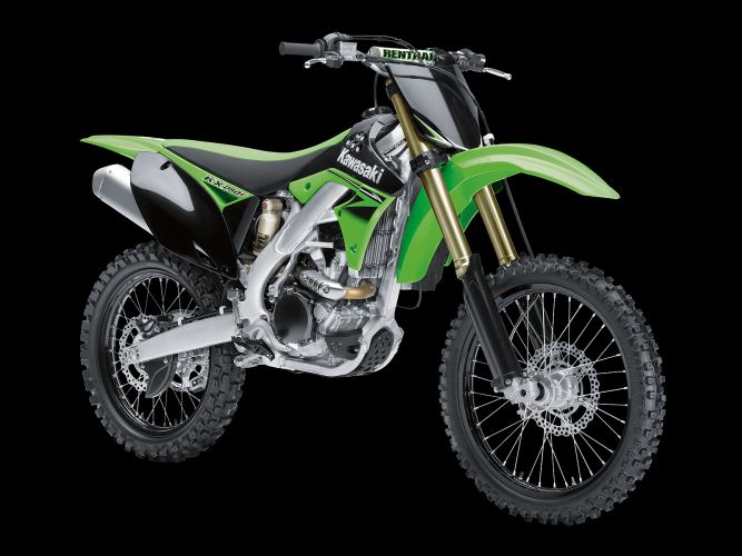 Lime Green with new factory-style graphics