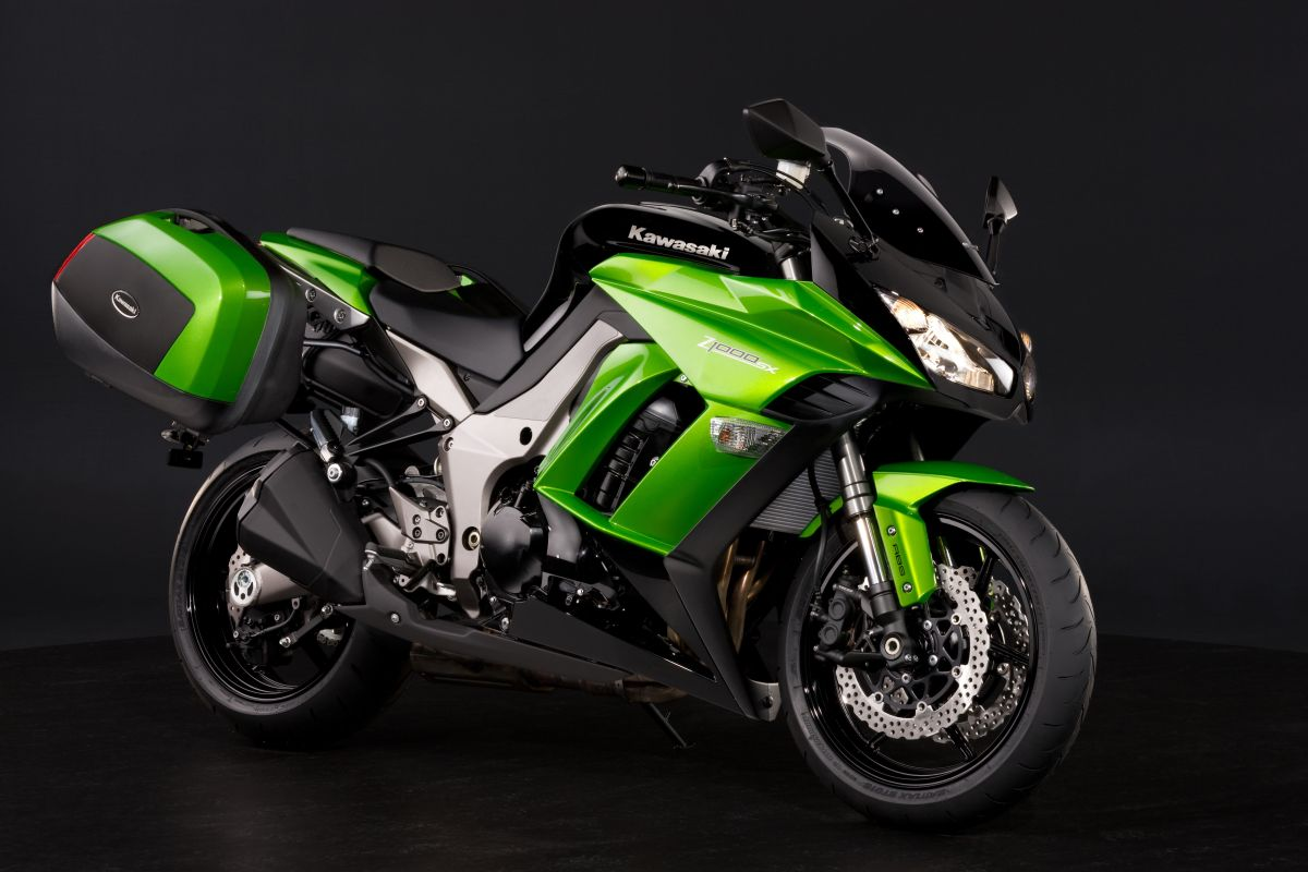 Z1000SX Tourer ABS 2011