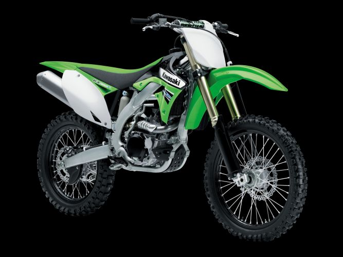 Lime Green with factory-style graphics