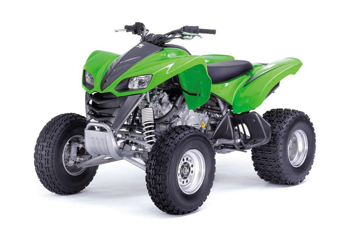 Kawasaki Kxf Top Speed