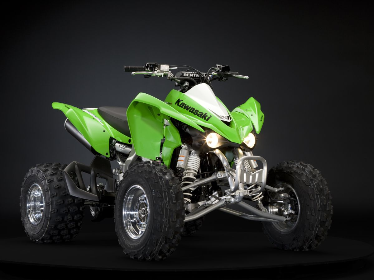 KFX450R 2013
