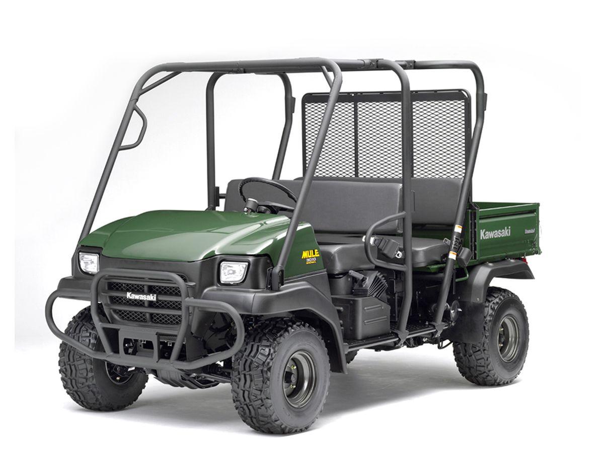 MULE 3010 Trans 4x4 Diesel 2007