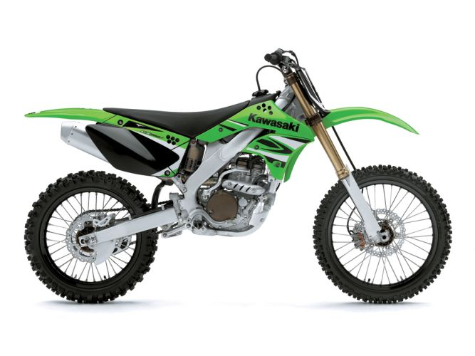 Lime Green with new factory-style graphics.
