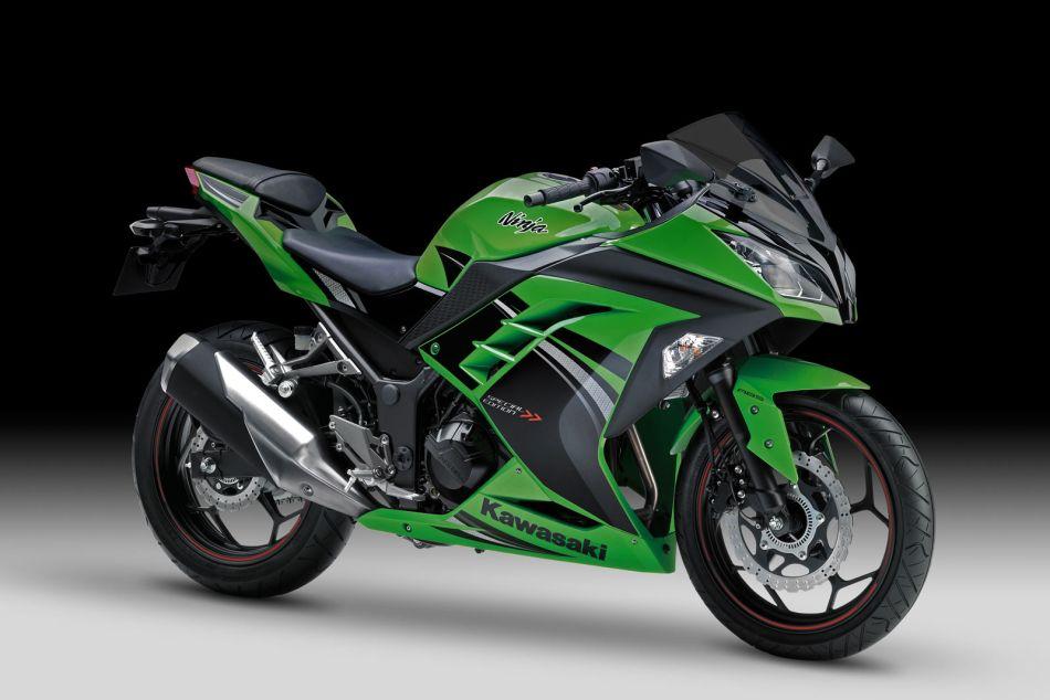 Ninja 300 Special Edition 2014