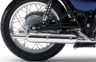Rear shock absorbers