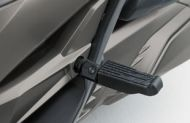 folding passenger footpegs