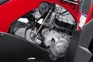 Motor com refrigeração líquida