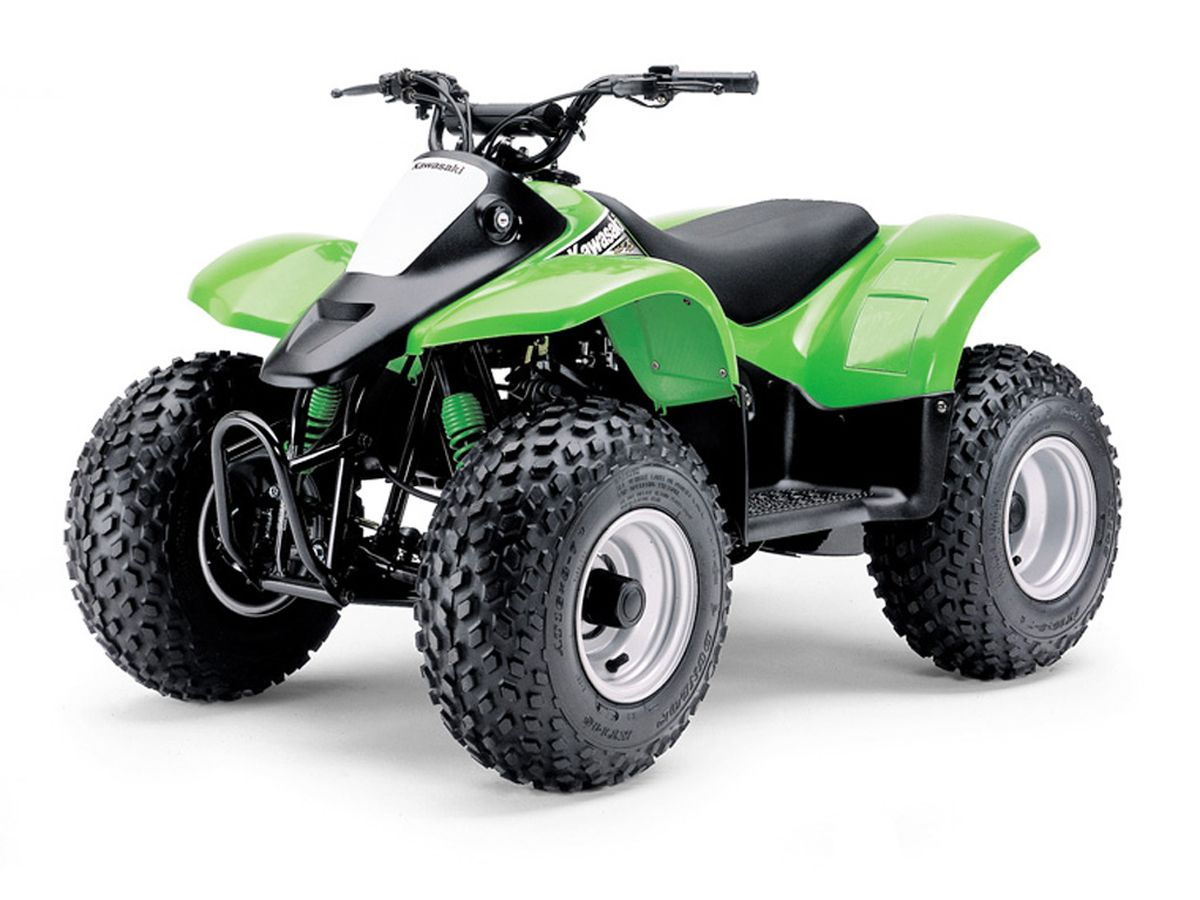 Kawasaki Quad Bike Dealers Uk