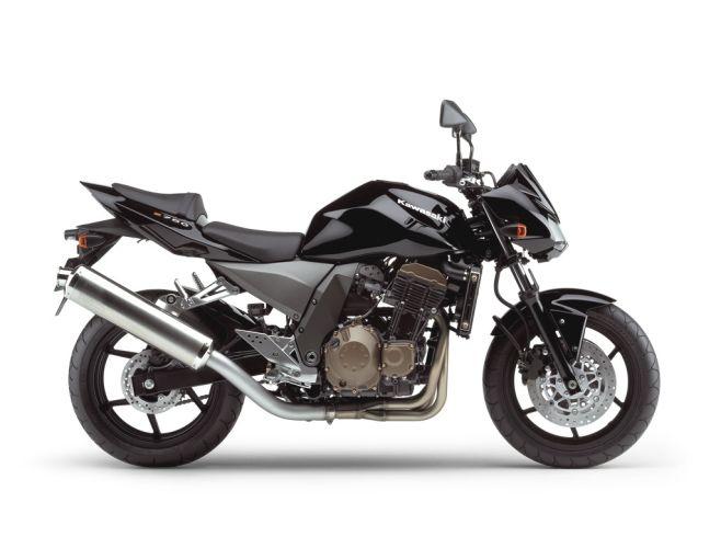 Schema Elettrico Kawasaki Z750 : Z