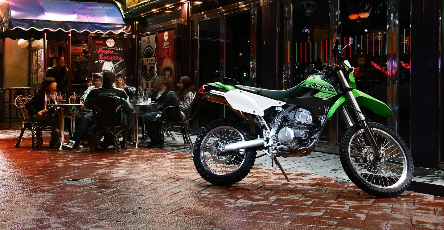 Image result for klx250 in town