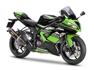 Ninja ZX-6R 636 KRT Edition Performance 2016