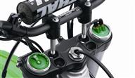 Adjustable handlebar position