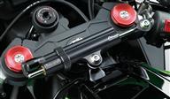 Electronic steering damper