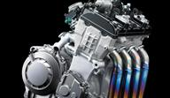 Track-focused 998 cm3 liquid-cooled, 4-stroke In-line Four