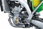 Výkonný motor