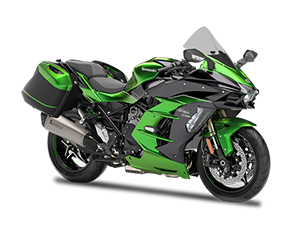 Ninja H2 SX Performance Tourer 2019