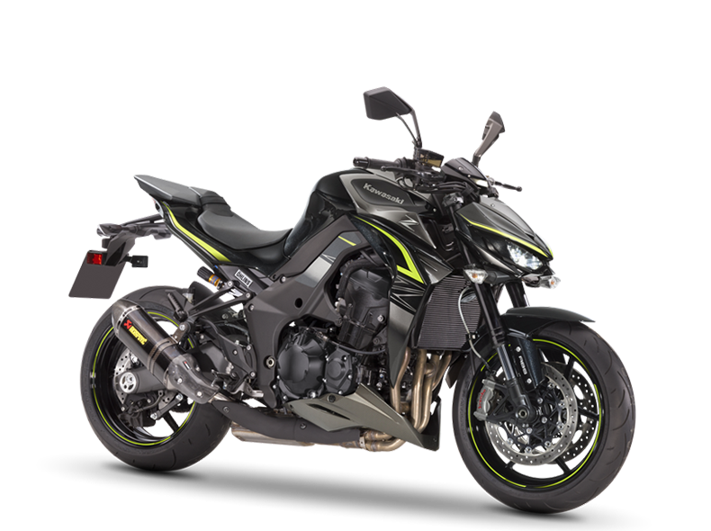Z1000 R Edition Performance MY 2017