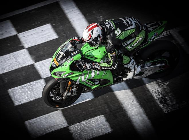 Incredible suspense as Kawasaki SRC take Oschersleben second place