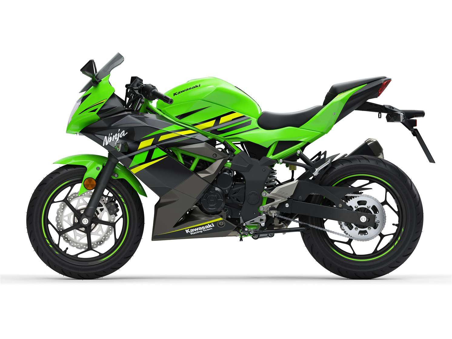 Kawasaki Presents Ninja 125 Or Z125 The Toughest Choice