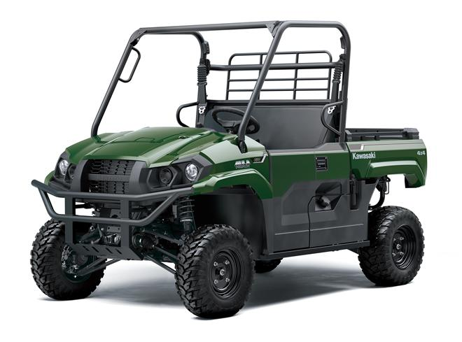 "New ""Shinari influenced"" Kawasaki MULE PRO-MX launched"