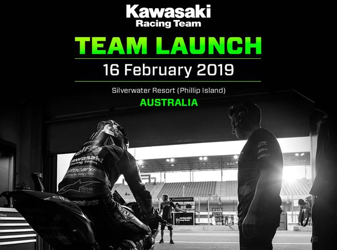 2019 KRT WorldSBK Team launch