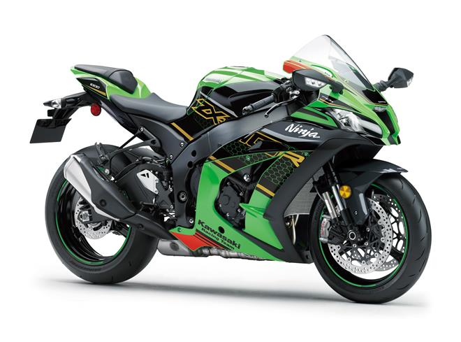 2020 Colour options for Ninja family, ZZR1400, Z1000 and Z400 unveiled