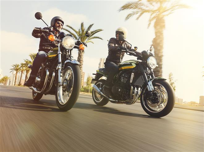 Z900RS and Z900RS CAFE adopt new colours for 2020