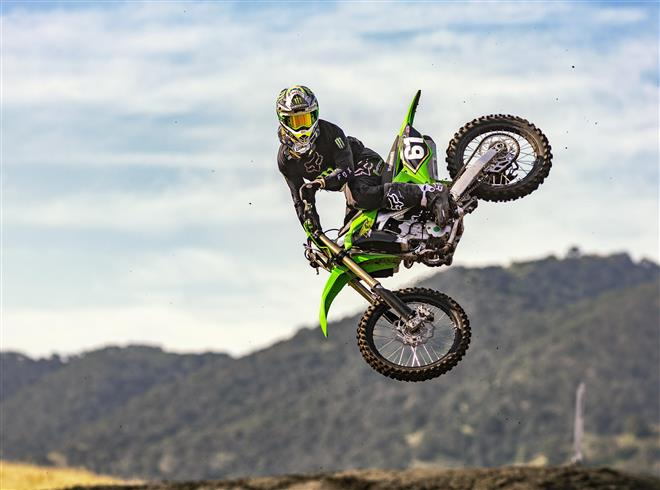 """Most powerful yet"" KX250 unveiled for 2020 model year"