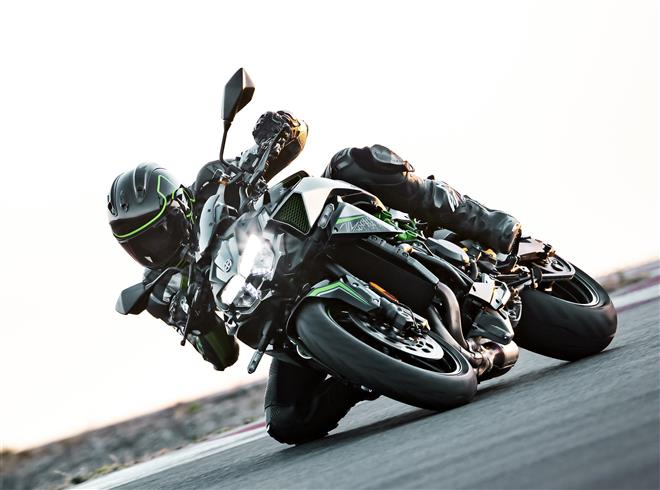 New Kawasaki Z H2 marks a new era in the Hypernaked class