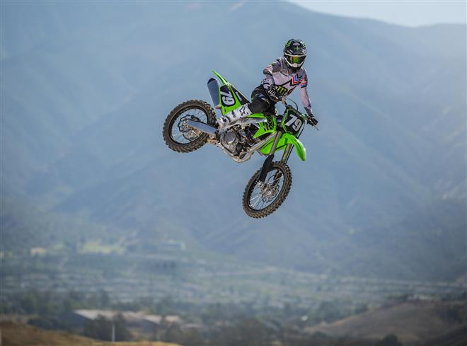 2021 KX250 delivers more power and rider focused features