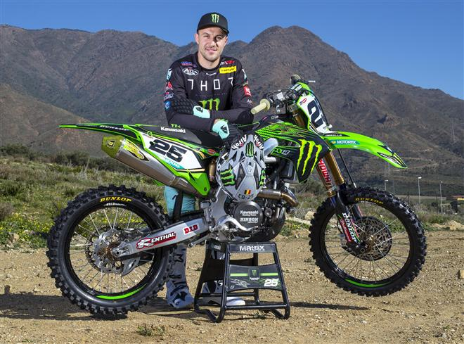 Unveiled- 2019 Monster Energy Kawasaki Racing Team