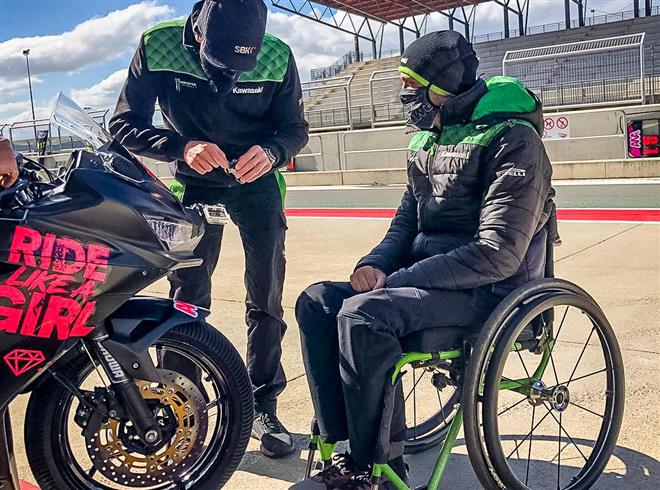 Joan Lascorz joins Provec WSSP300 team