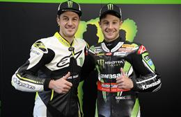Rea and Desalle take part in KRT Rider X Over