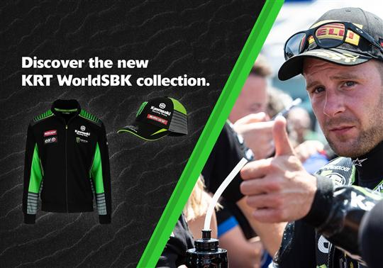 Polo Kawasaki Racing Team R/éplique