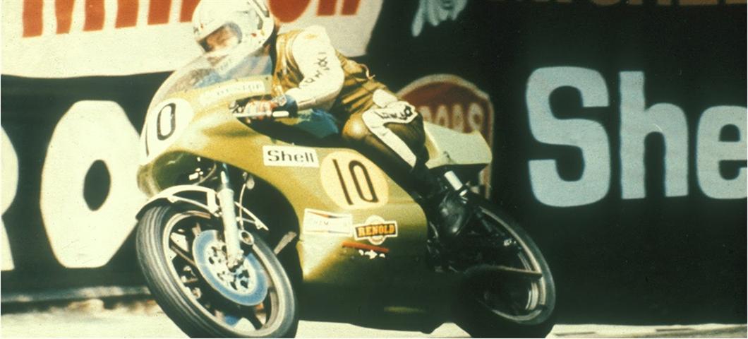Kawasaki UK History
