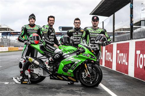 """Very good start"" for SRC Kawasaki EWC team"