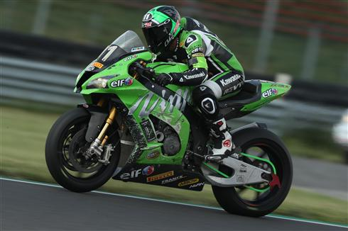 KAWASAKI SRC EFFORT NOT REWARDED