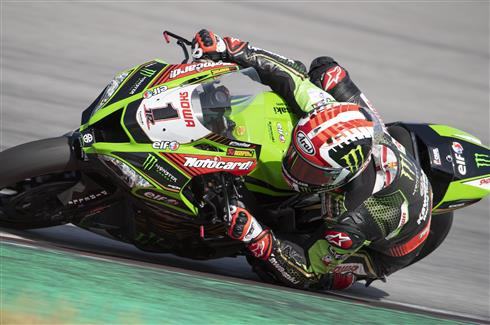 Rea Fastest Overall At Catalunya Tests
