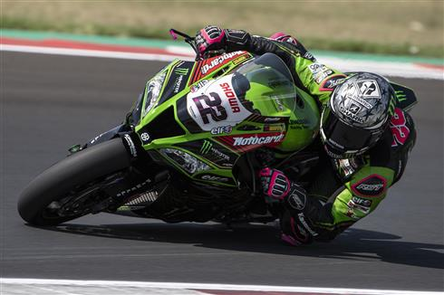 KRT Back In The WorldSBK Groove