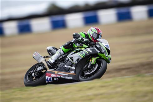 Okubo Eighth And Mahias Ninth After Superpole