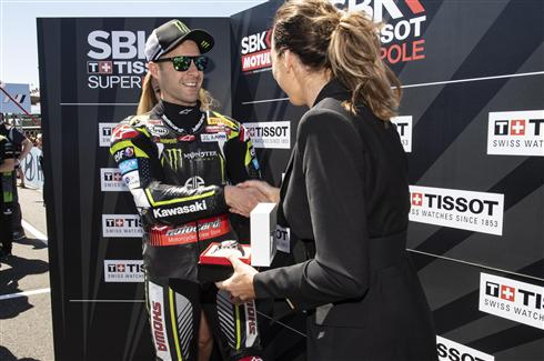 Opening Race Second Place For Rea