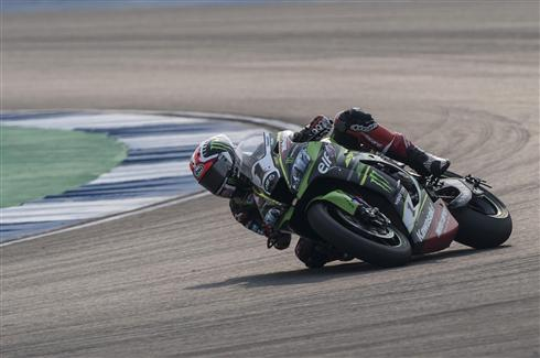 Rea Fights Back To Lead The Championship
