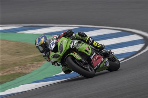 Okubo And Morais Ready For Motorland